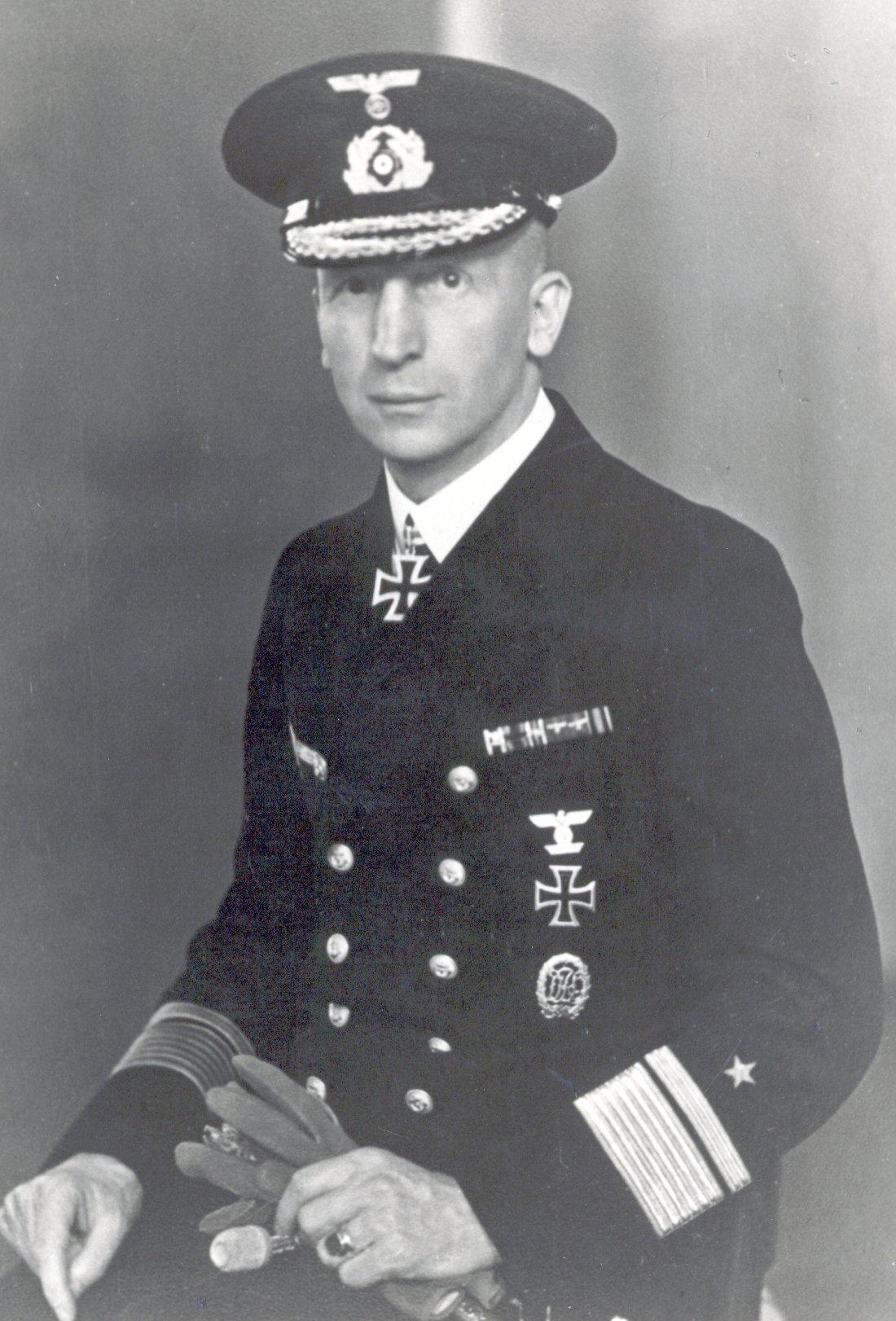 Hubert Schmundt tengernagy.