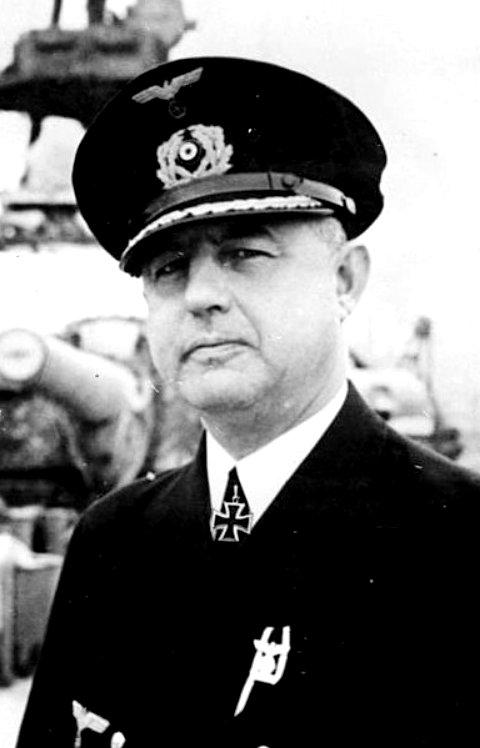 Wilhelm Meendsen-Bohlken.