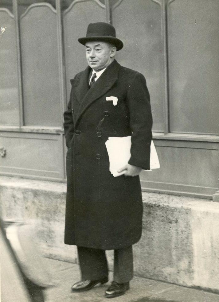 Paul Reynaud, francia miniszterelnök.