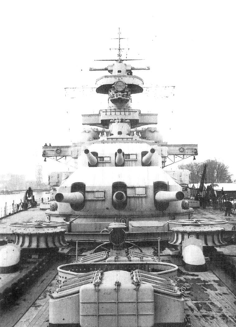 A Scharnhorst.