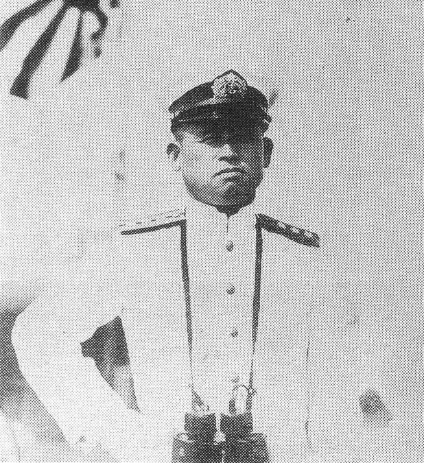 Egy tökös japán. Nishida Masao.