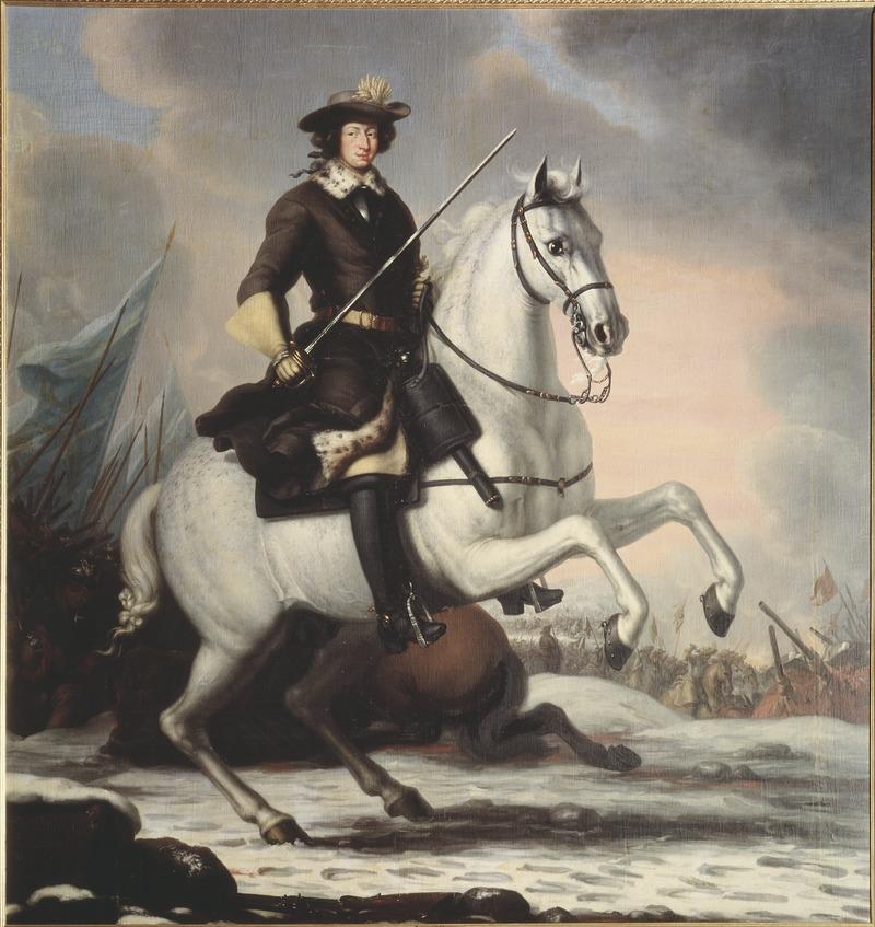 XI. Károly, svéd király.