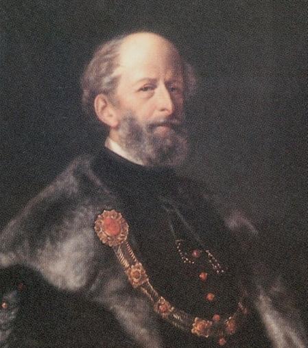 Gróf Erdődy János, 1848-ban a Magyar Tengermellék kormányzója. (1794-1879)