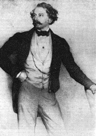 Spiridon Gopcevic. (1807-1861)