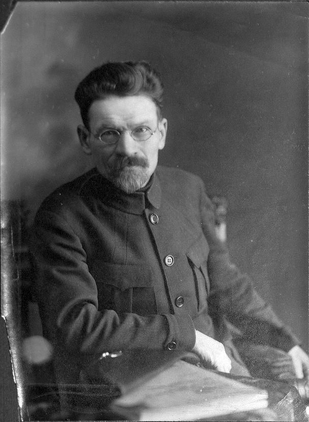 Mihail Ivanovics Kalinyin, a megbízható káder.