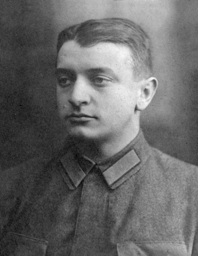 Tuhacsevszkij, a diadalmas hadvezér.