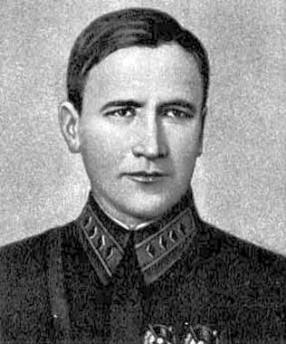 Alekszander Ignatyevics Szegyakin, a déli csoport parancsnoka.
