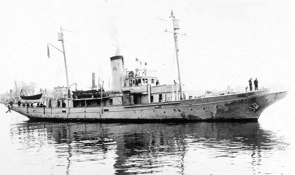 Az Öngyilkos Flotta egy másik oszlopos tagja, a Wenonah.