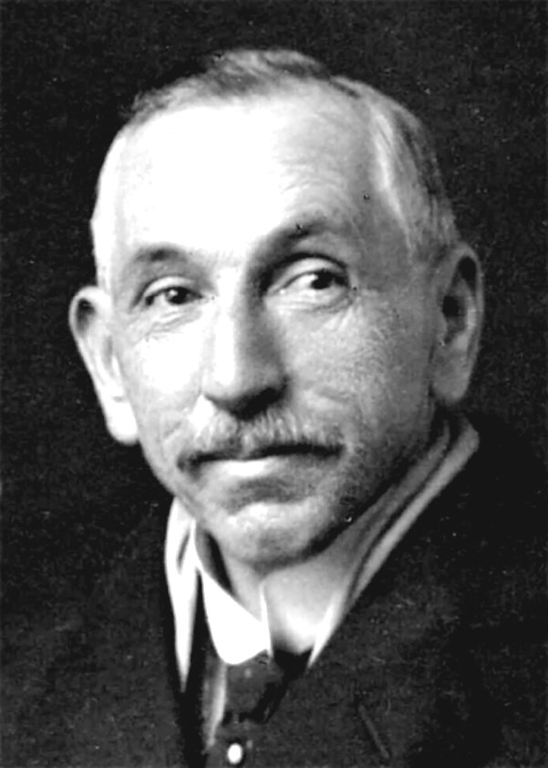 William Morris Hughes, Ausztrália miniszterelnöke.