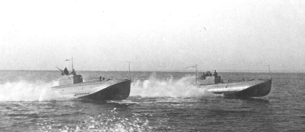 A moszkitó-flotta torpedónaszádjai, az orosz tengernagyok kedvenc hadihajói.