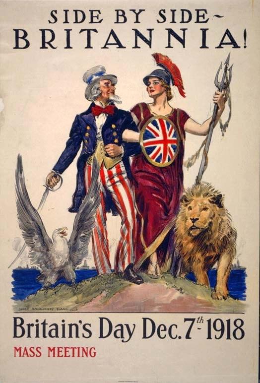 Amerikai plakát.