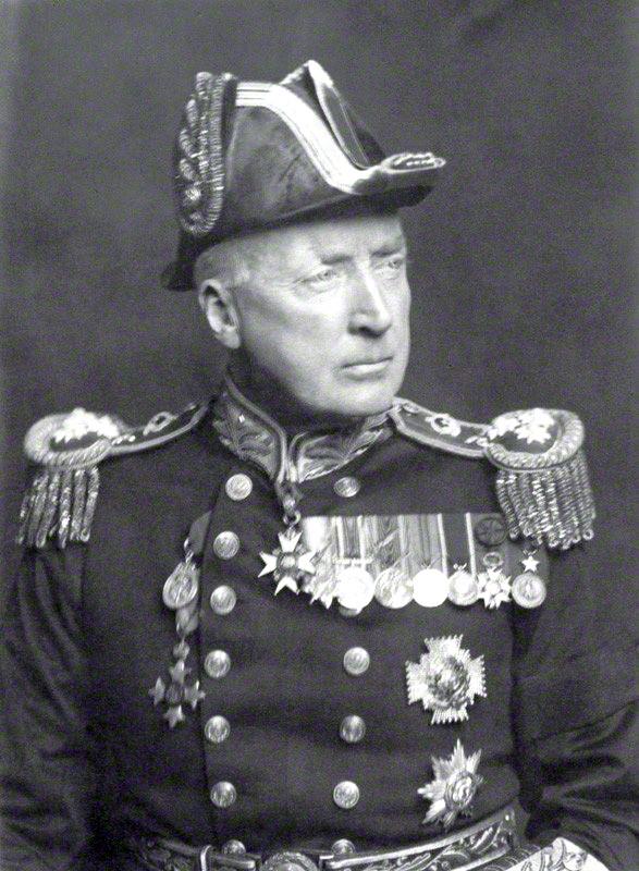 Frederic Charles Dreyer.