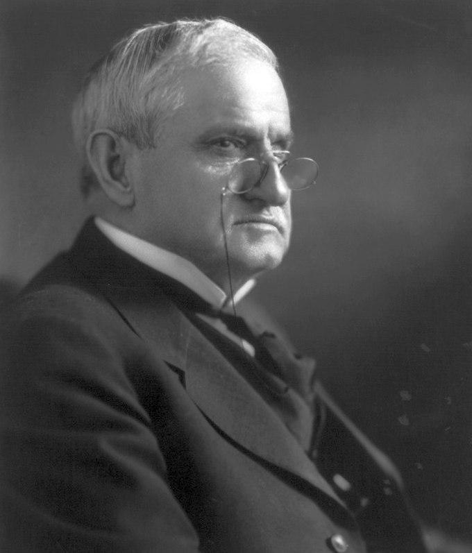 Benjamin Tillman.