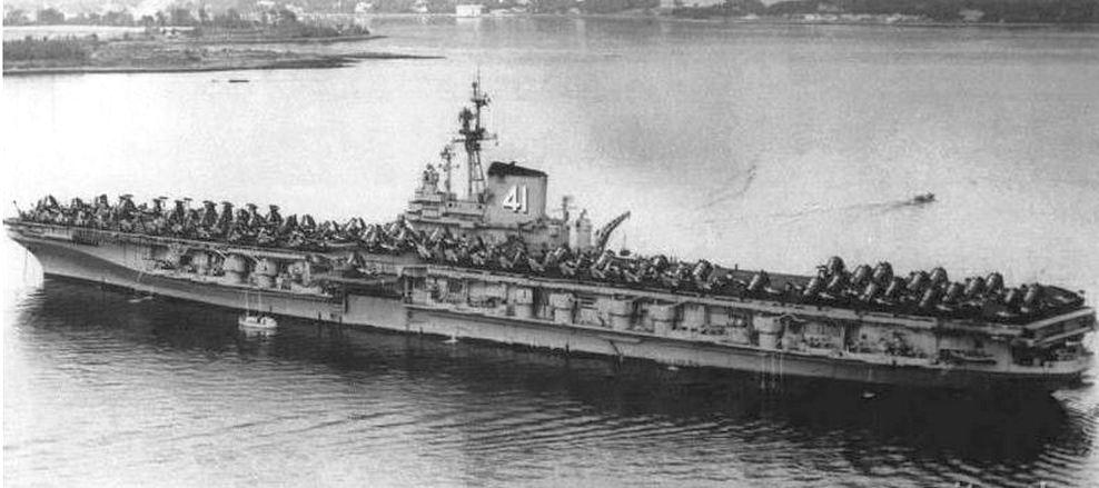 A Midway eredeti állapotában.