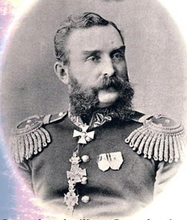 Vaszilij Apollonovics Kohanov, az odesszai városparancsnok.