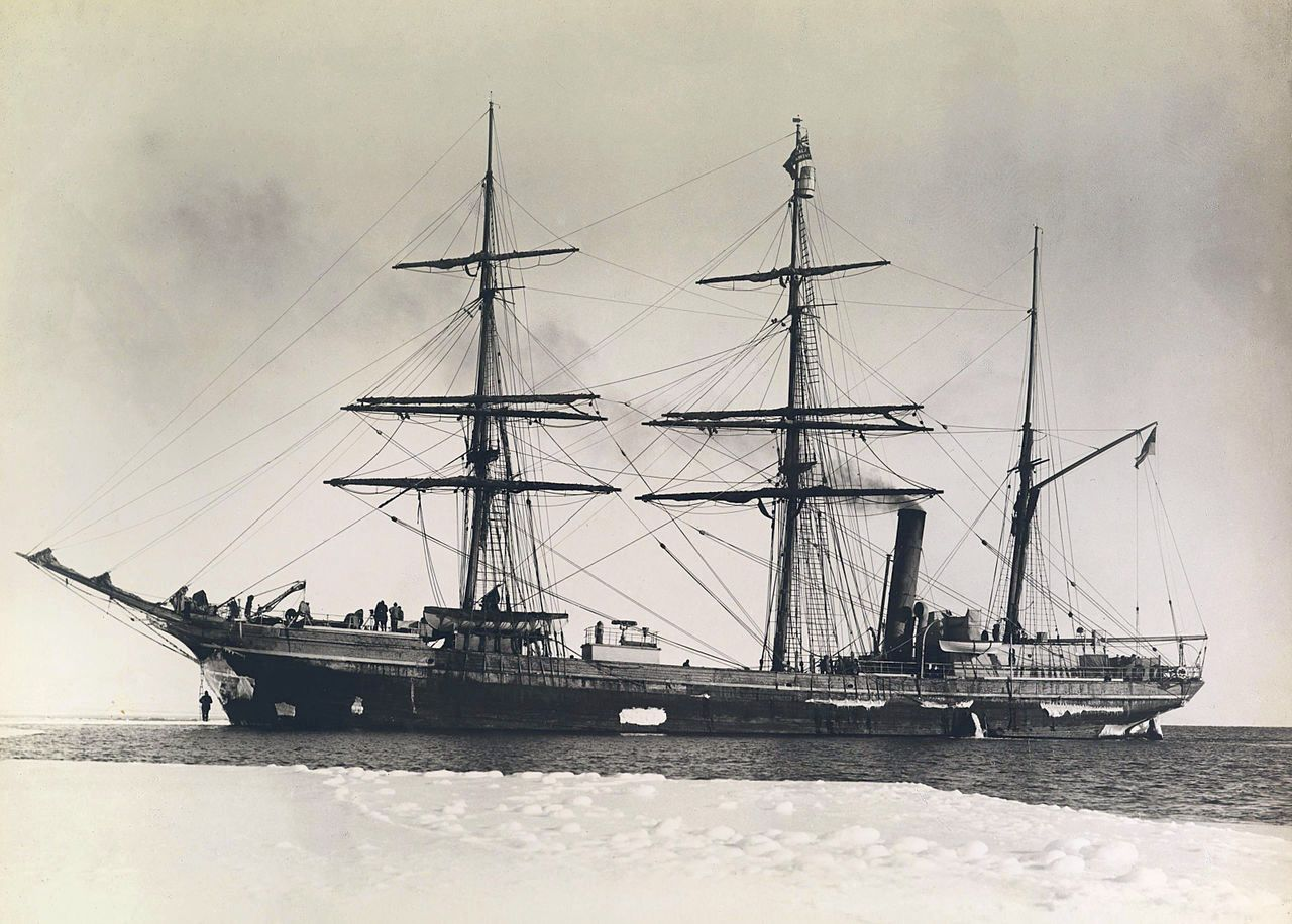 A Terra Nova.