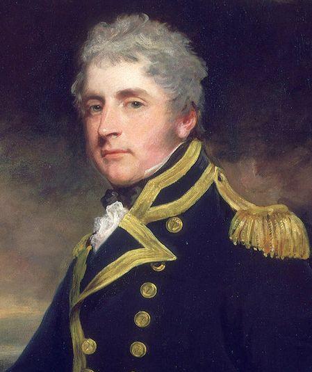 Sir Henry Blackwood. (1770-1832)