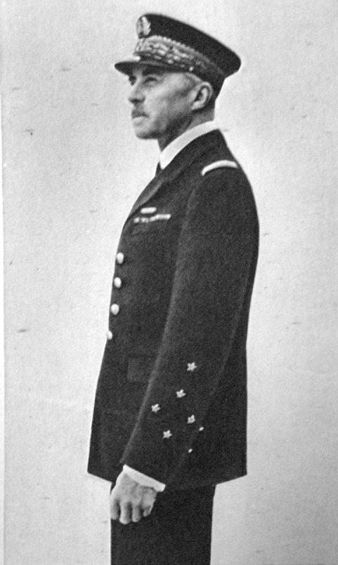 Jean de Laborde tengernagy.