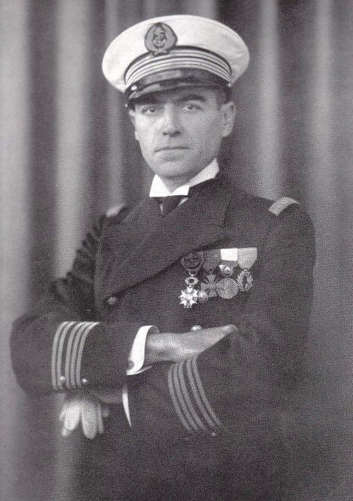 Gabriel Paul Auphan ellentengernagy.
