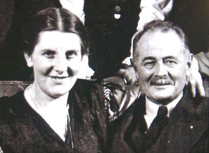 Maria és Georg.