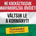 Már a csepeliek pénzét is az értelmetlen népszavazásra költik!