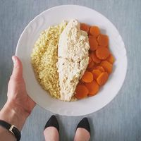 Mit gondolsz hány g Ch van a tányéromon?  Gondolnád, hogy csak 25 g? Ugye nem?!