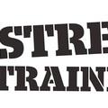 A tréning az utcán hever