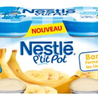Nincsenek szilánkok a Nestlé bébi ételben