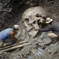 Röviden: A Smithsonian Intézet elismeri az óriás csontváz leletek megsemmisítését?