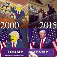 A Simpson család 16 éve megjósolta Trump elnökké választását?