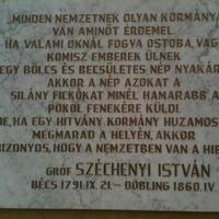 Valóban Széchenyi mondta ezeket a szavakat?