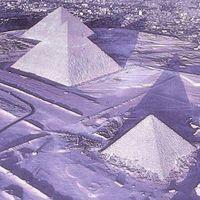 Hamis fotók is keringenek a kairói havazásról