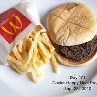 Miért nem penészedik meg a hamburger?