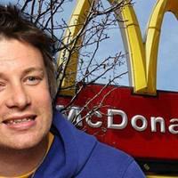 Jamie Oliver nem nyert a McDonald's ellen