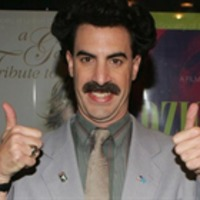Már nem haragszik Kazahsztán Boratra