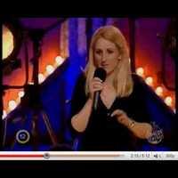 Egy hölgy humorista: Szente-Veres Adrienn