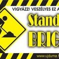 Stand Up Brigádos humoristák fellépései márciusban