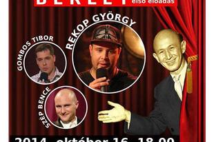 Csili DumaKabaré Rekop Gyurival