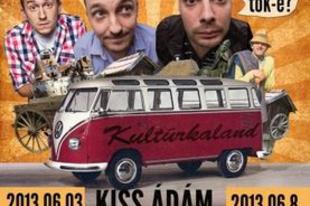 Kiss Ádám Erdélyben...