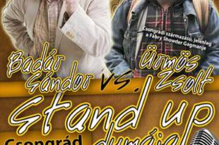 Stand Up Humoristák Csongrádon