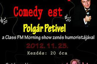 Zenés Stand Up Comedy est