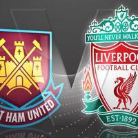 West Ham - Liverpool - Kalapácsvetés