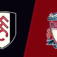 Fulham - Liverpool - Szünet előtti kötelező