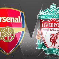 Arsenal - Liverpool - Nedves ágyugolyó