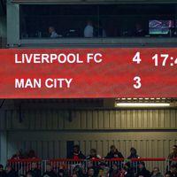 Liverpool 4-3 Manchester City - Karakter