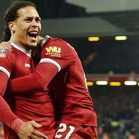 Liverpool 2-1 Everton - Isten hozott Virgil!