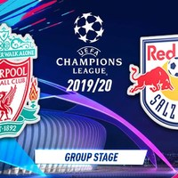 Liverpool - Red Bull Salzburg - Bikafuttatás az Anfield Roadon