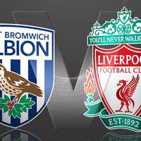WBA - Liverpool - Sült pinty gólmártással