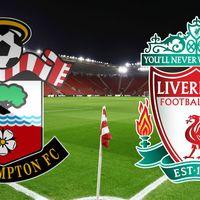 Southampton - Liverpool - Szenteltvíz