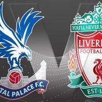 Crystal Palace - Liverpool - Kristályszilánkok